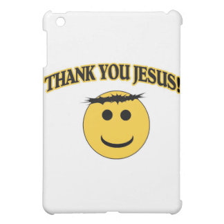 Thank You Jesus iPad Mini Case
