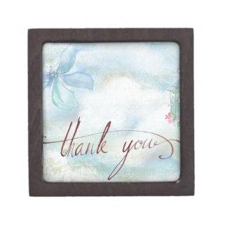 Thank YOU Jewelry Box