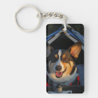 Thank You! Rectangle Acrylic Key Chains