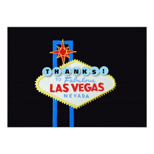 Thank You Las Vegas Events Announcement