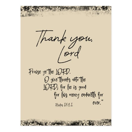 Thank You Biblical Quotes: Psalm Gifts On Zazzle