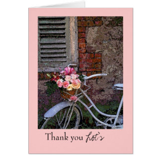 Thank you Lot s Cards