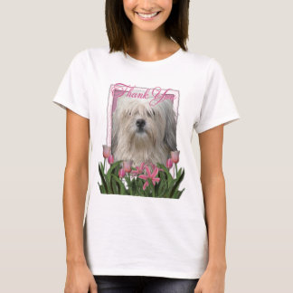 Thank you Lowchen T-Shirt