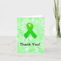 Thank You Lyme Awareness Notecards