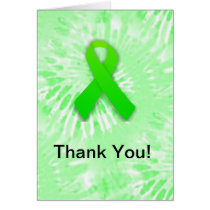 Thank You Lyme Awareness Notecards Card