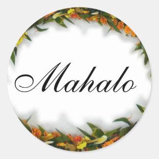 Thank You mahalo  sticker