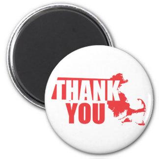 Thank You Massachusetts Magnet