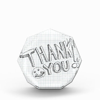 Thank You Messages Award