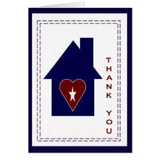 Thank You - Military Spouse / MilSpouse Card