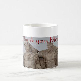 Thank you, Mom. Basic White Mug