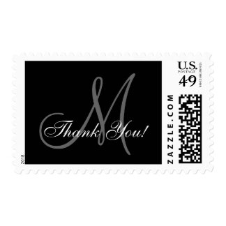 Thank You! Monogram Stamp