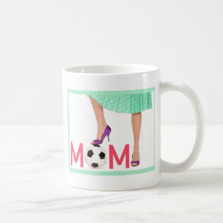 Thank You - Mother's Day - Soccer Team Mom Mug