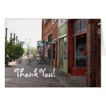 Thank You! Note card