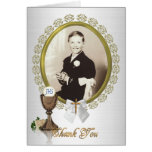 Thank you note card First Communion/Confirmation