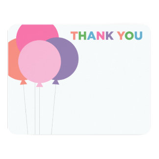 """Thank You Note Cards 