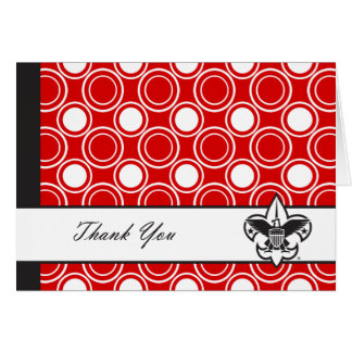 Thank you Notecard Stationery Note Card