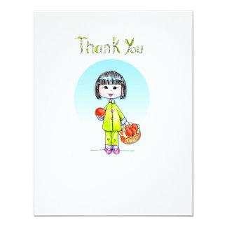 Thank You notes/ 10 per Card