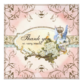 Thank You Notes - Enchanted Faerie Princess Card