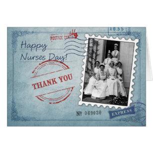 International nurses day cards greeting photo cards zazzle thank you nurse nurses day greeting cards m4hsunfo