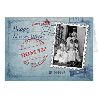 Thank You Nurse. Nurses Week Greeting Cards