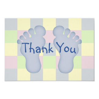 Thank You - (Pack of 10) Invitations