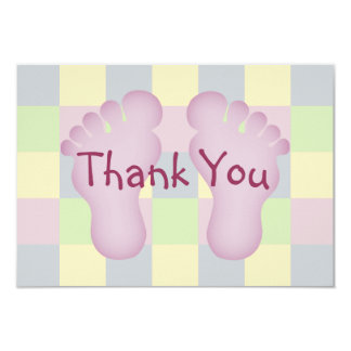 Thank You - (Pack of 10) Personalized Invitations