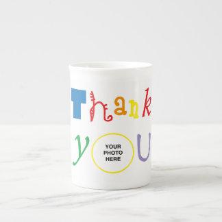 Thank you photo tea cup