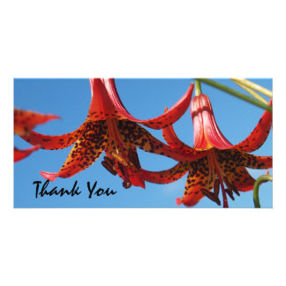 Thank You Photocard Photo Card