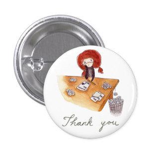 Thank You Pin