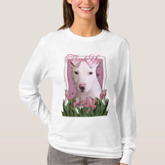 Thank You - Pitbull Puppy - Petey T-Shirt