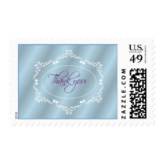 """""""Thank You"""" Postage Stamp"""