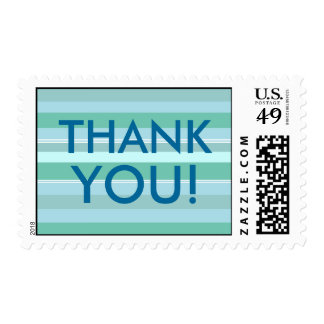 Thank You Postage Stamps