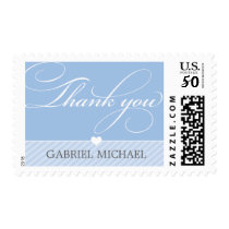 THANK YOU POSTAGE STAMPS  :: lovely type 5