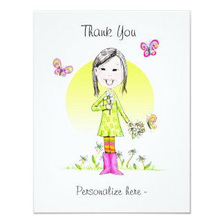 Thank You postcard - set of 10