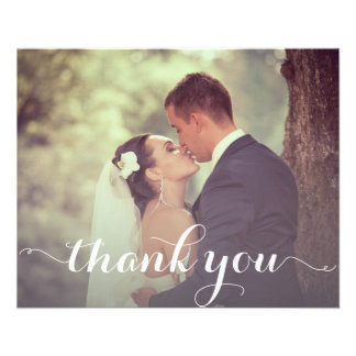 Thank You Postcard Template Flyer