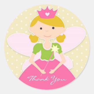 Thank You Princess Sticker