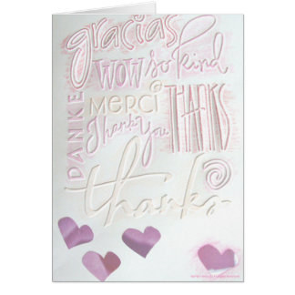 Thank You - Scrapbook 2 - Card