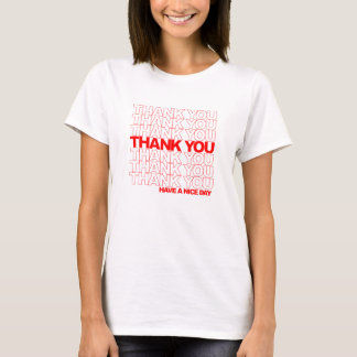 Thank You - Shopping Bag Shirt