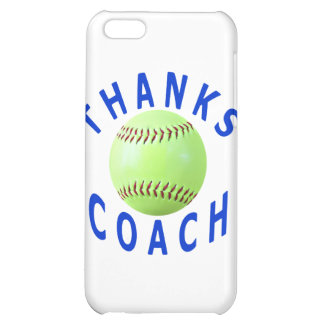 Thank You Softball Coach Speck iPhone 4 Case