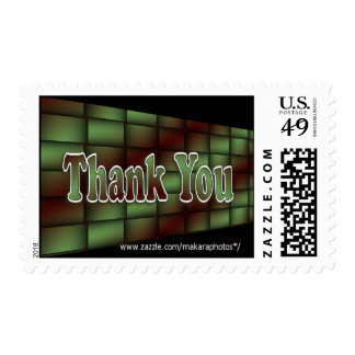 Thank You Stamp -choose size and denomination