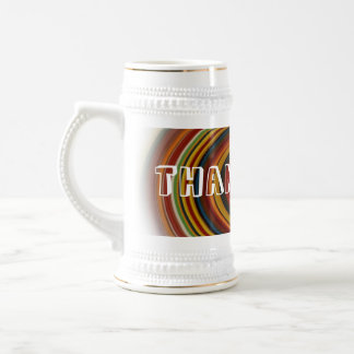Thank you Stein Coffee Mugs