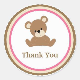 Thank You Sticker