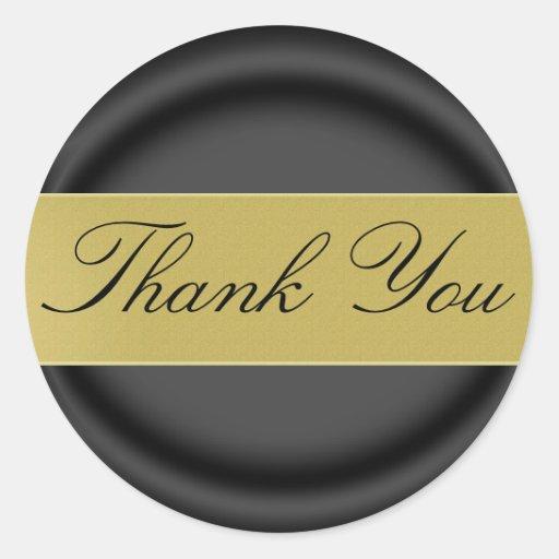 Thank You Sticker/Seal