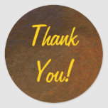 THANK YOU Stickers Artistic & Business Collection