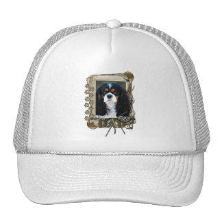 Thank You - Stone Paws - Cavalier - Dad Hat