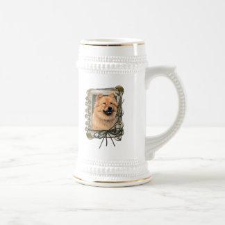 Thank You - Stone Paws - Chow Chow - Cinny Coffee Mugs