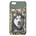 Thank You - Stone Paws - Siberian Husky - Dad iPhone 5C Cases