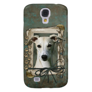 Thank You - Stone Paws - Whippet Samsung S4 Case