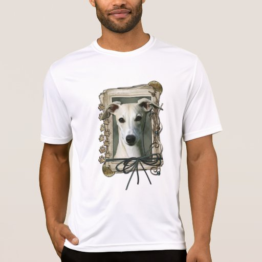 Thank You - Stone Paws - Whippet Tshirts