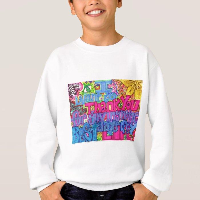 Thank You Sweatshirt